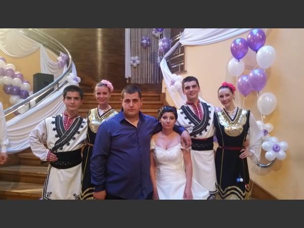 Фолклорна програма х-л България, София