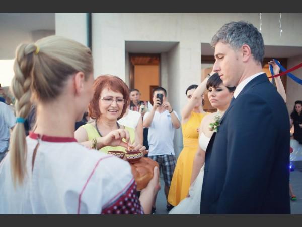 Посрещане в ресторант Арбанаси, Велико Търново
