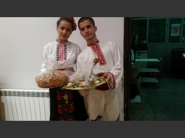 Ритуали за сватба Играджии