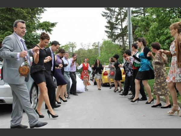 Оркестър на сватба