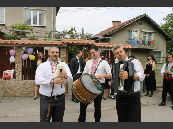 Оркестър за булка